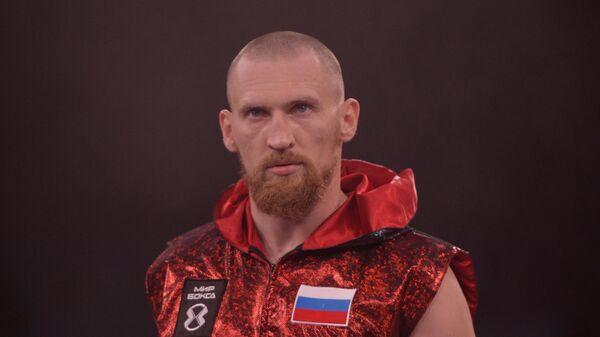 Кудряшов извинился перед болельщиками за поражение в титульном бою
