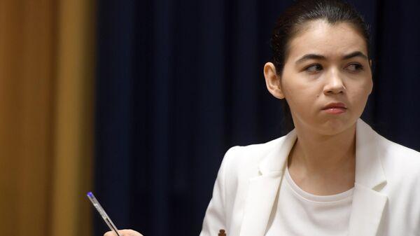 Александра Горячкина