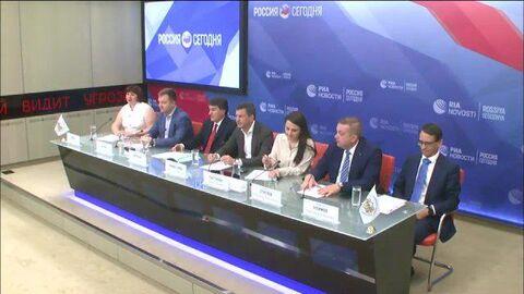 Пресс-конференция по итогам Всероссийского конкурса Моя страна – моя Россия