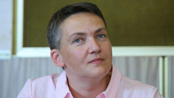 Савченко пожаловалась на потерю Украиной суверенитета