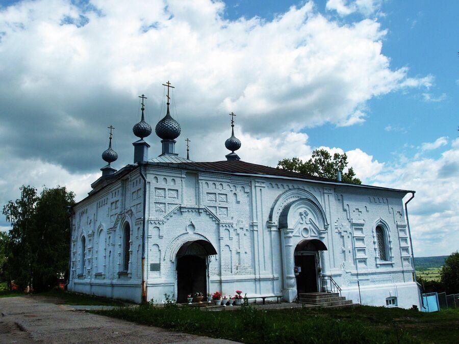 Вознесенско-Покровская церковь