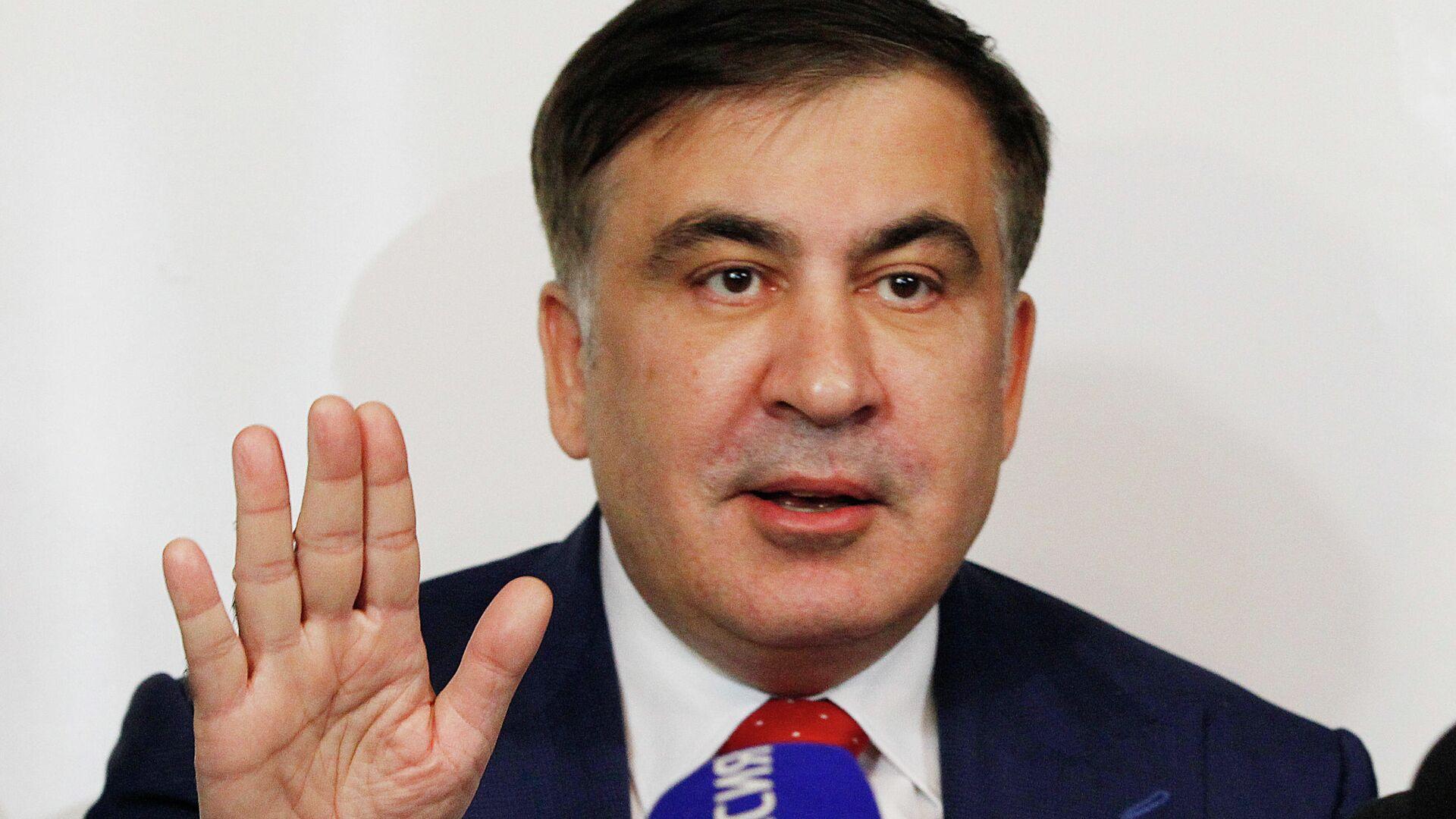 """""""İkinci qızılgül inqilabı"""" astanada: Saakaşvilinin qayıdışı hər şeyi dəyişə bilər"""
