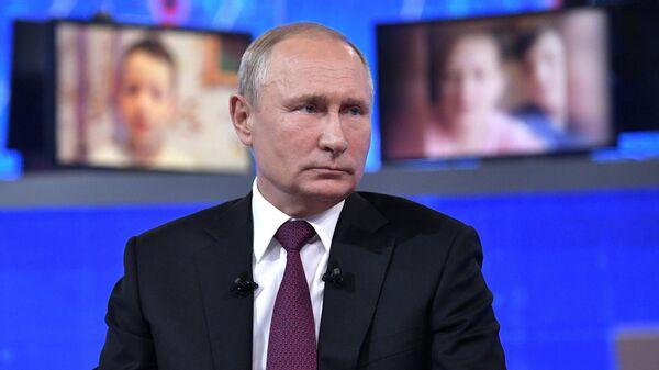 В Кремле заявили об отсутствии сроков проведения прямой линии с Путиным