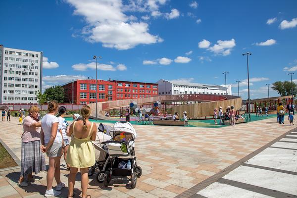 Реализация проекта Тульская набережная уже дала заметный импульс развитию всего исторического центра Тулы