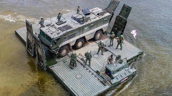 Международный военно-технический форум Армия-2019