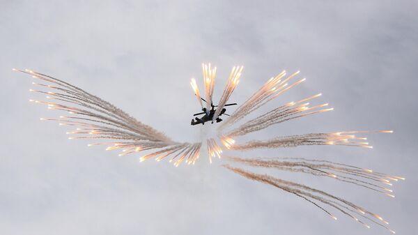 Вертолет Ка-52 на Международном военно-техническом форуме Армия-2019