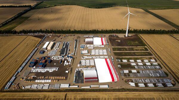 Строительство самого масштабного объекта ветроэнергетики - ВЭС, общей мощностью 150 МВт в Республике Адыгея