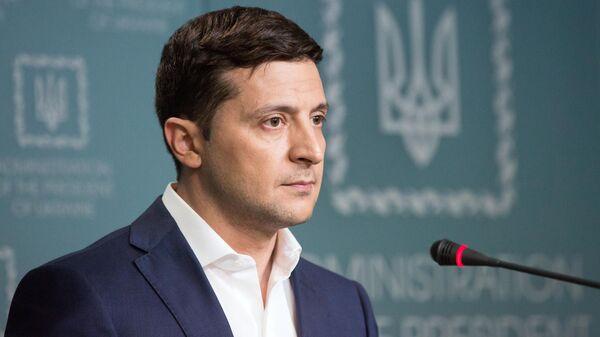 Зеленский сменил главу Донецкой областной администрации