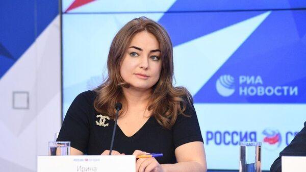 Директор форума Мой район Ирина Гордина-Невмержицкая