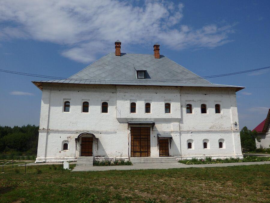 Дом Канонникова. Гороховец
