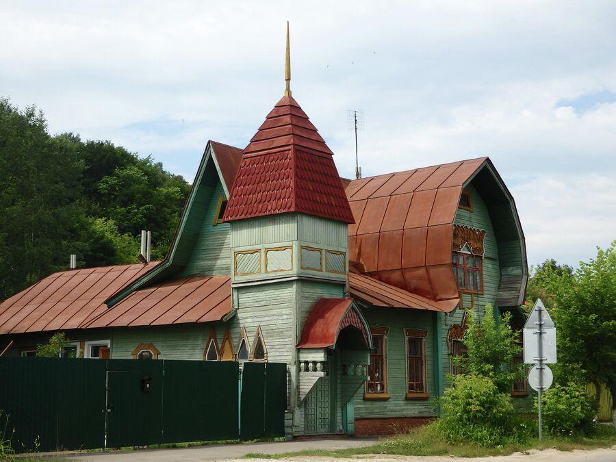 Дом Пришлецова. Гороховец