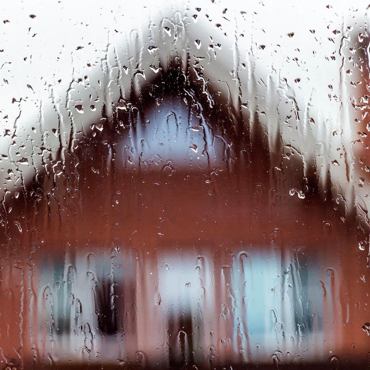 Обои дождь, чехия. Города foto 16