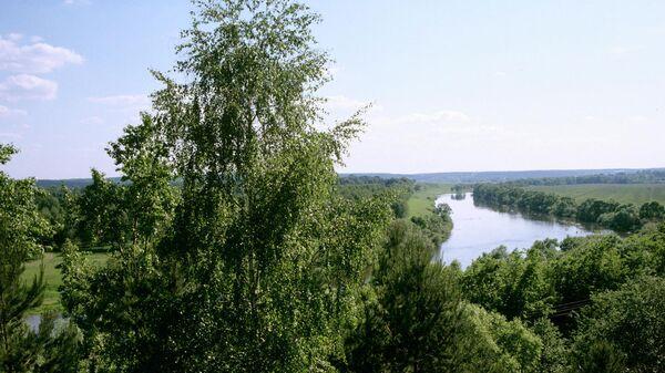 Природа Московской области