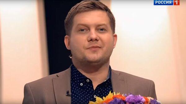 Кадр из программы Судьба человека с Александрой Яковлевой