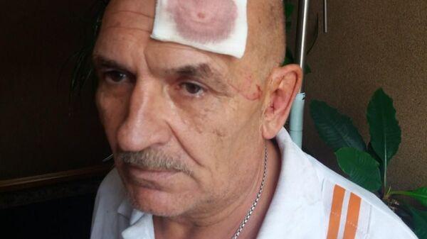 Владимир Цемах после похищения украинскими спецслужбами