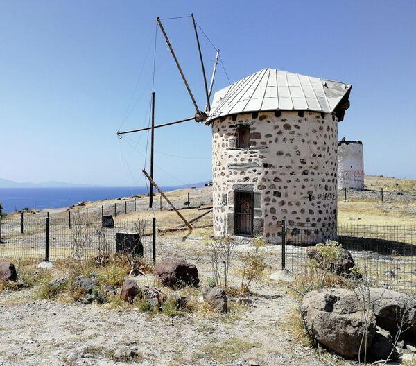 Бодрум. Ветряные мельницы