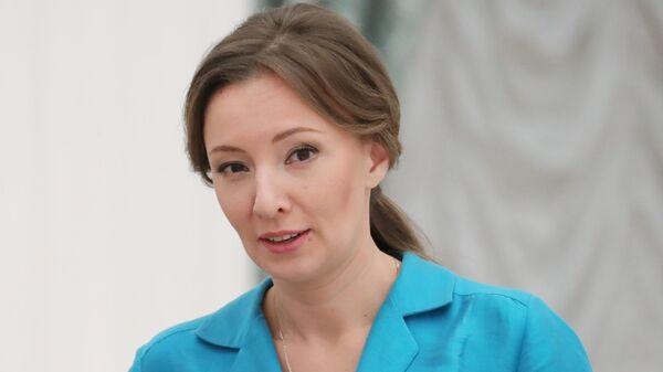 Уполномоченный при президенте РФ по правам ребенка Анна Кузнецова