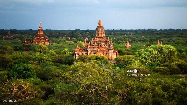 Древний город Баган (Паган), Мьянма