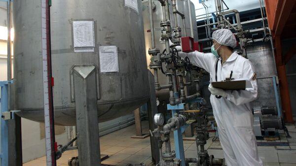 Исфаханский центр по обогащению урана в Иране