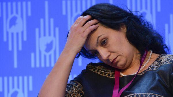 Вице-премьер-министр Украины по вопросам европейской и евроатлантической интеграции Иванна Климпуш-Цинцадзе