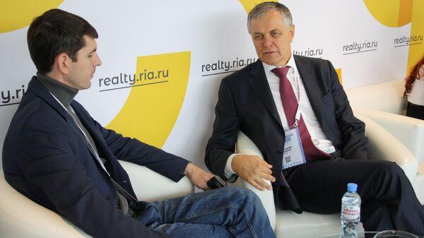 Владимир Жидкин, глава департамента развития новых территорий столицы
