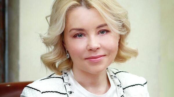 Руководитель Росприроднадзора Светлана Радионова