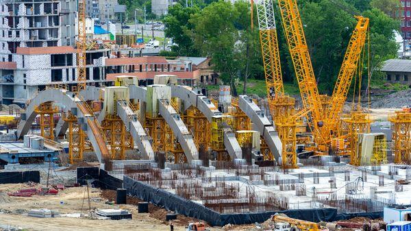 Строительство Общественно-делового центра (конгресс-холл для заседаний БРИКС и ШОС) в центральной части города Челябинска к саммитам ШОС и БРИКС в 2020 году
