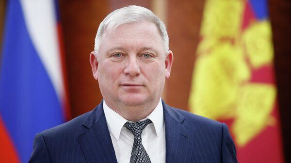 Вице-губернатор Краснодарского края Анатолий Вороновский