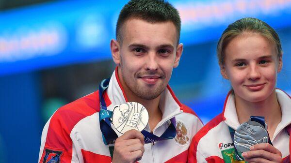 Виктор Минибаев и Екатерина Беляева