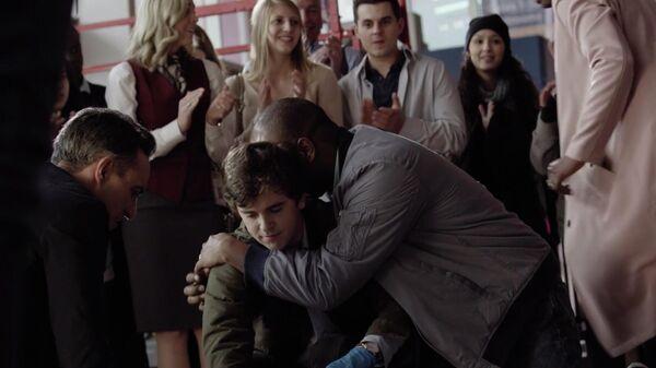 Кадр из сериала Хороший доктор. 2 сезон