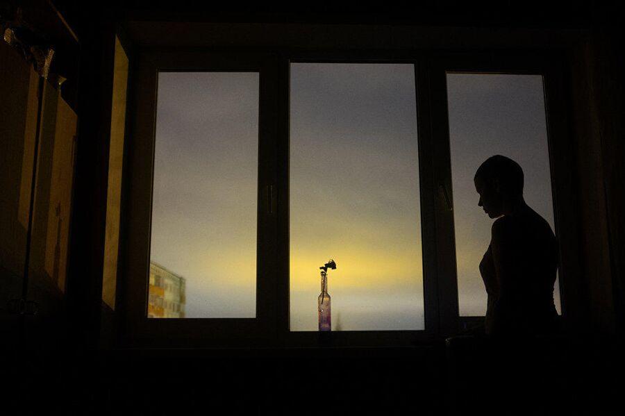 Фотография из серии Как я болела. Лауреат Международного конкурса им. Андрея Стенина, обладатель Гран-при 2018 года, Алена Кочеткова
