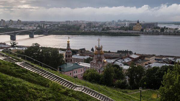 Церковь собора Пресвятой Богородицы в Нижнем Новгороде