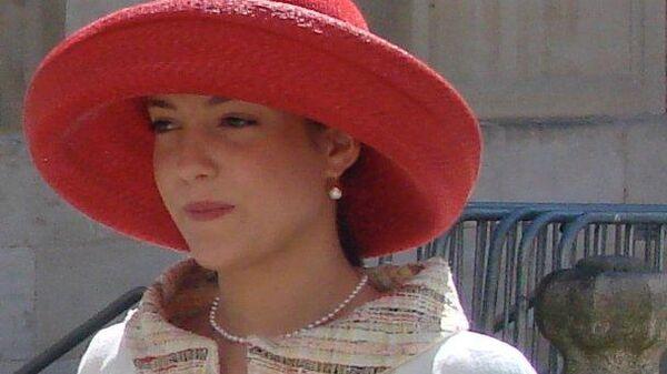 Принцесса Люксембургская Александра