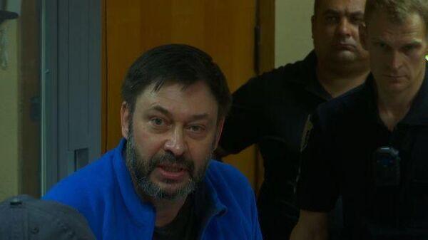 Еще 60 дней: Суд продлил арест Вышинского до 19 сентября