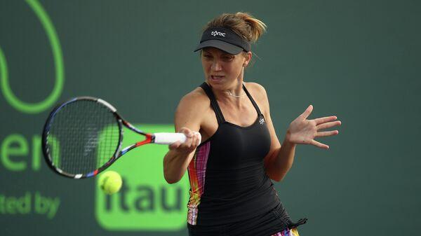 Румынская теннисистка Патрича Мария Циг