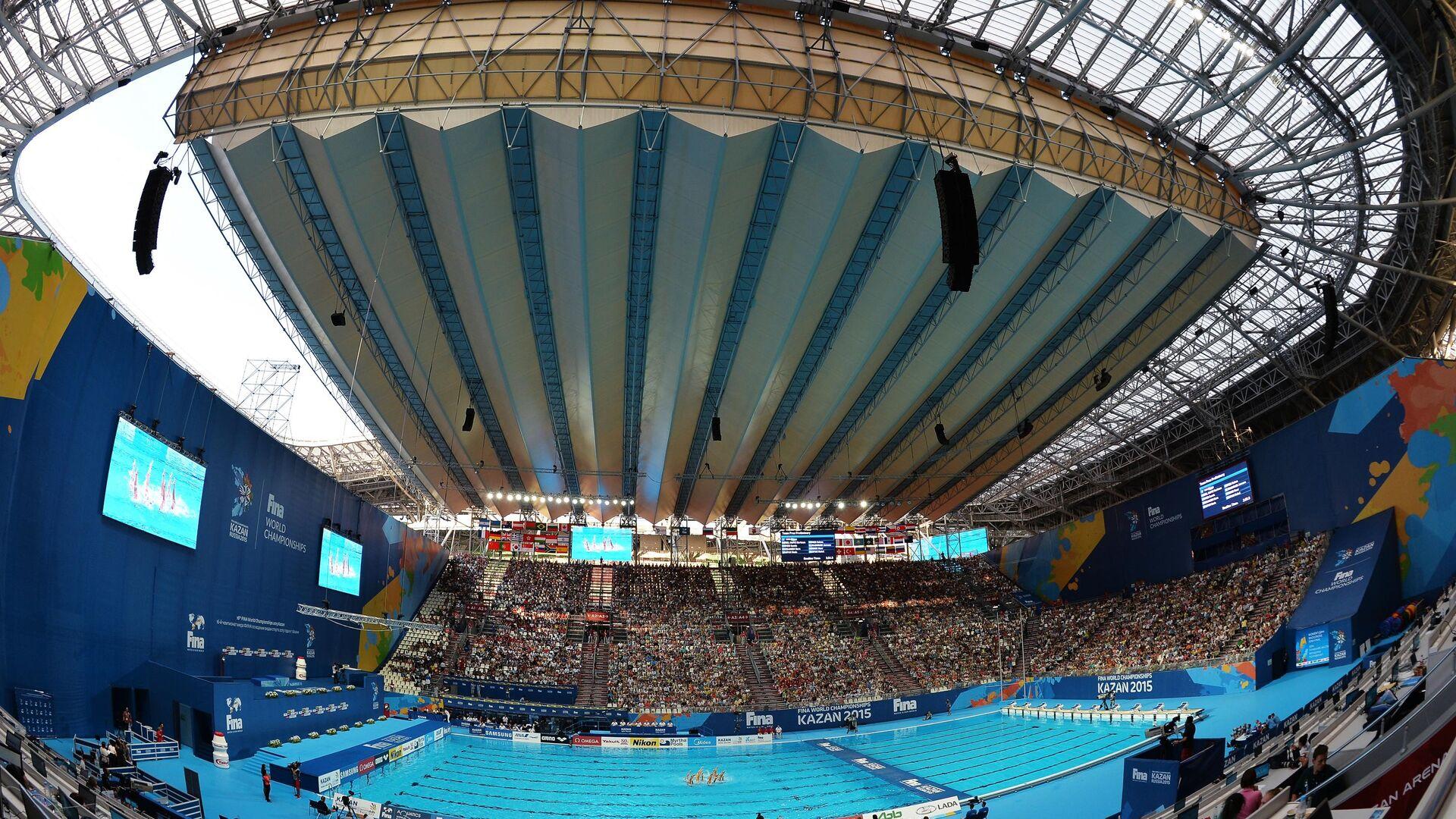 Чемпионат мира FINA 2015 - РИА Новости, 1920, 26.11.2020