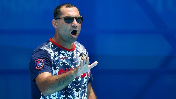 Гайдуков останется напосту основного тренера женской сборной РФ поводному поло