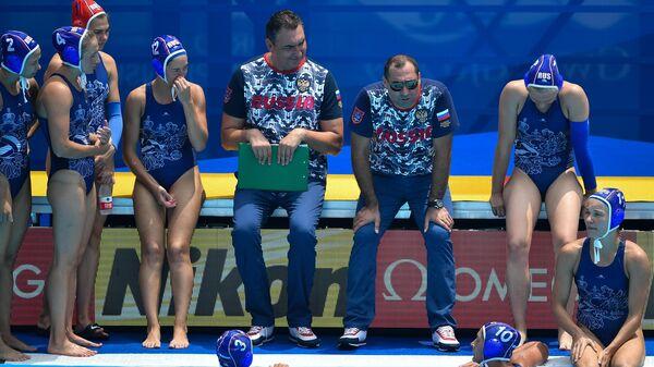 Чемпионат мира FINA 2019. Водное поло. Женщины. Россия - Канада