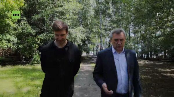 RT опубликовал третью серию проекта Красовского Эпидемия