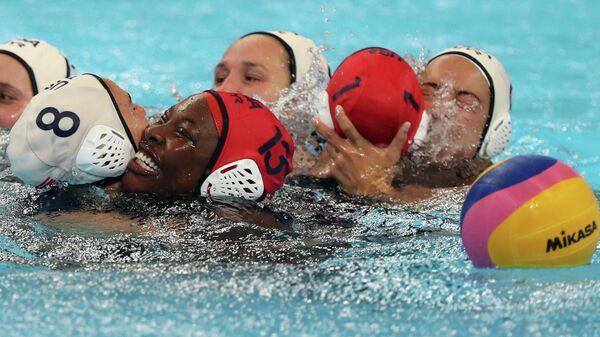 Ватерполистки сборной США