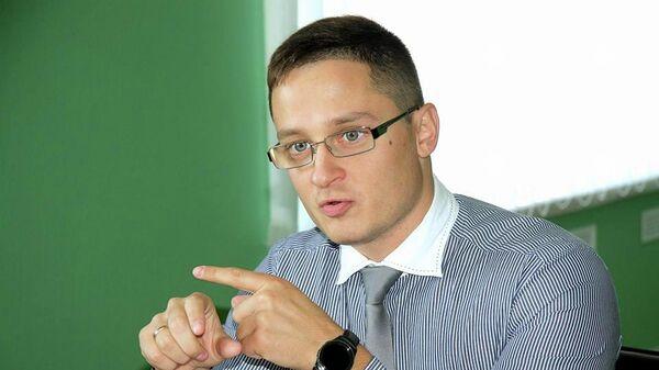 Заместитель председателя в Запорожского областного совета Владислав Марченко