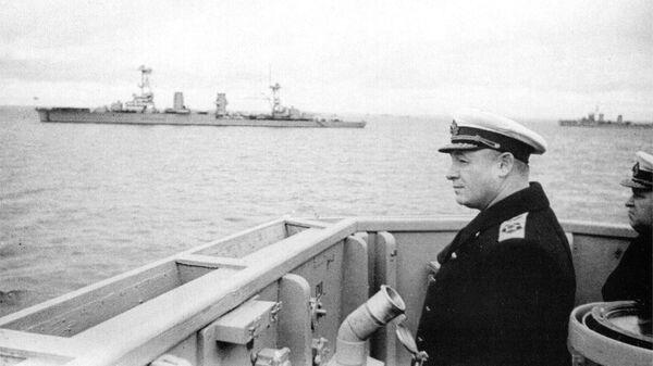 Адмирал флота Советского Союза, Герой Советского Союза Кузнецов Николай Герасимович