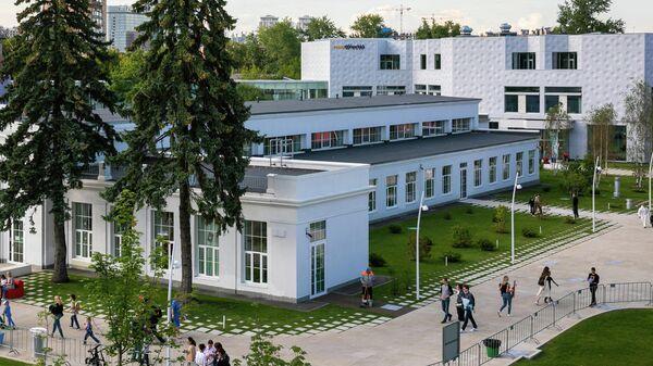 Инновационно-образовательный центр Техноград на ВДНХ