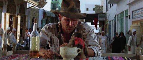 Кадр из фильма Индиана Джонс: в поисках утраченного ковчега(1981)