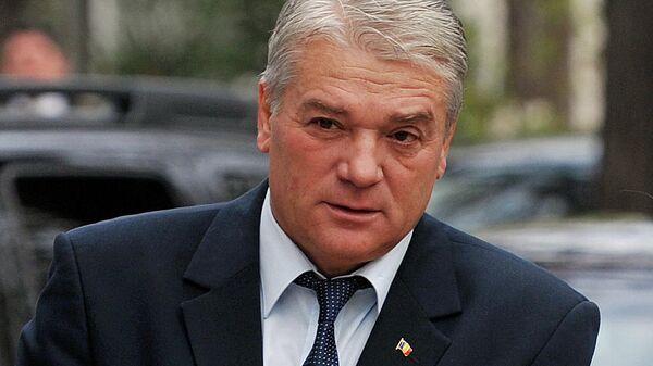 Министр внутренних дел Румынии Николай Мога