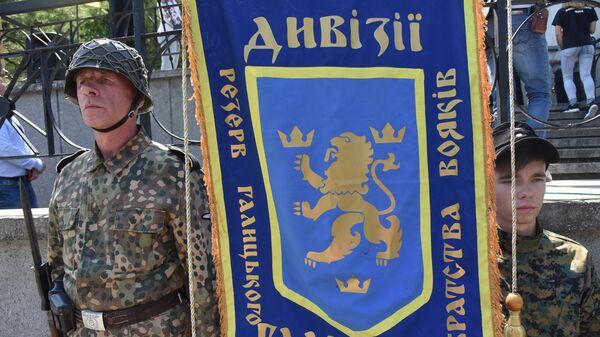 Вятрович прокомментировал решение суда осимволике дивизииСС «Галичина»