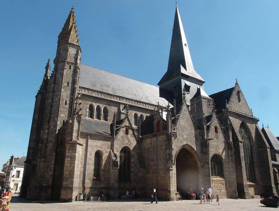 Церковь Святого Альбиния