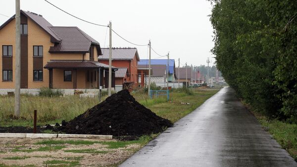 Жилые дома в Липецкой области