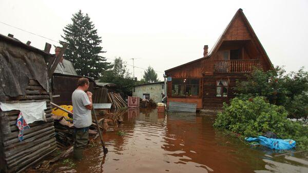 Ситуация в Иркутской области