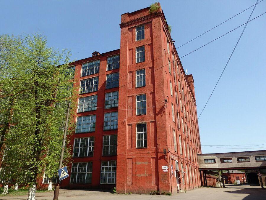 Здание завода Красный Перекоп